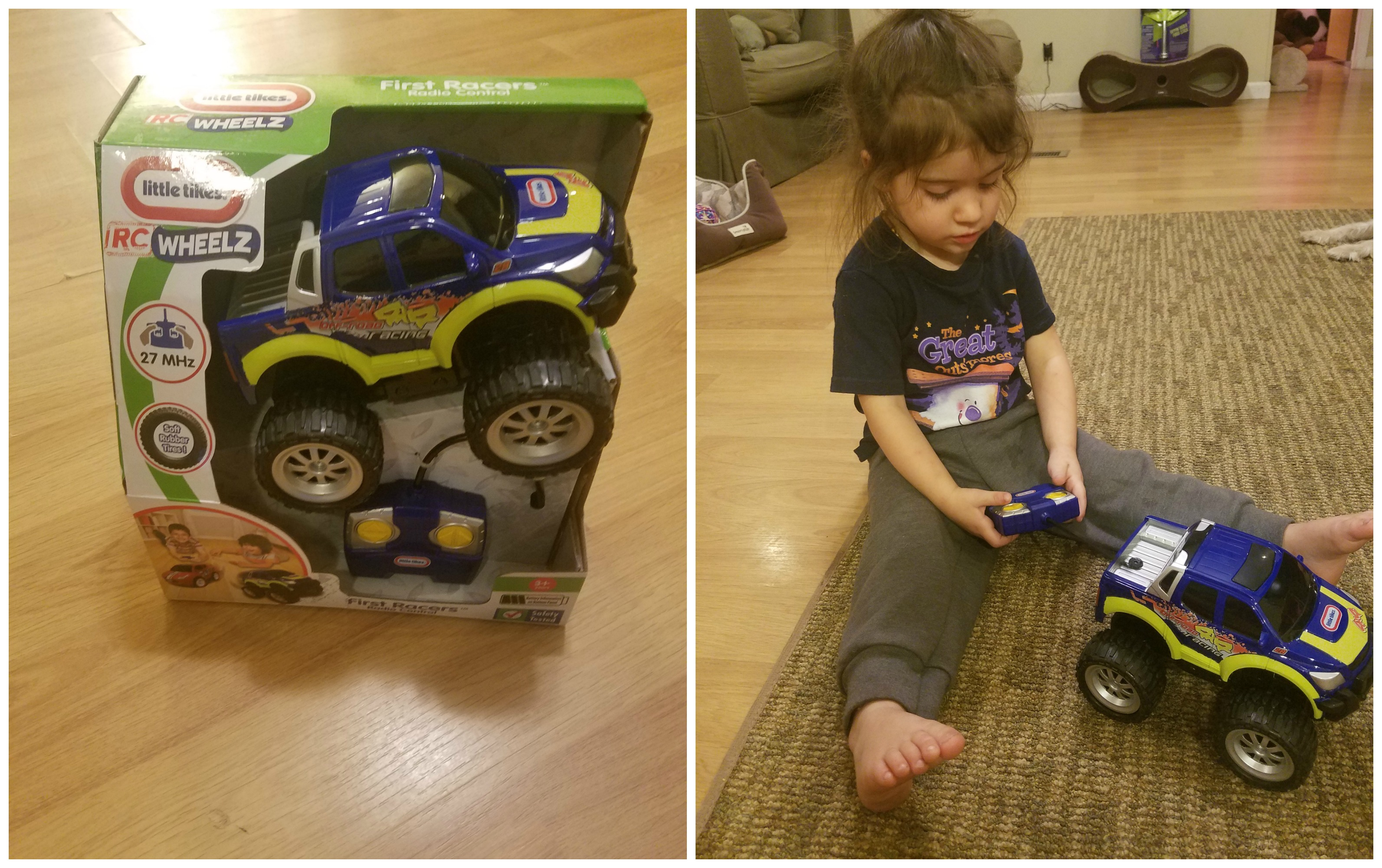 Little Tikes First Racers Radio Control Car – Momma\'s Little Reviews ...