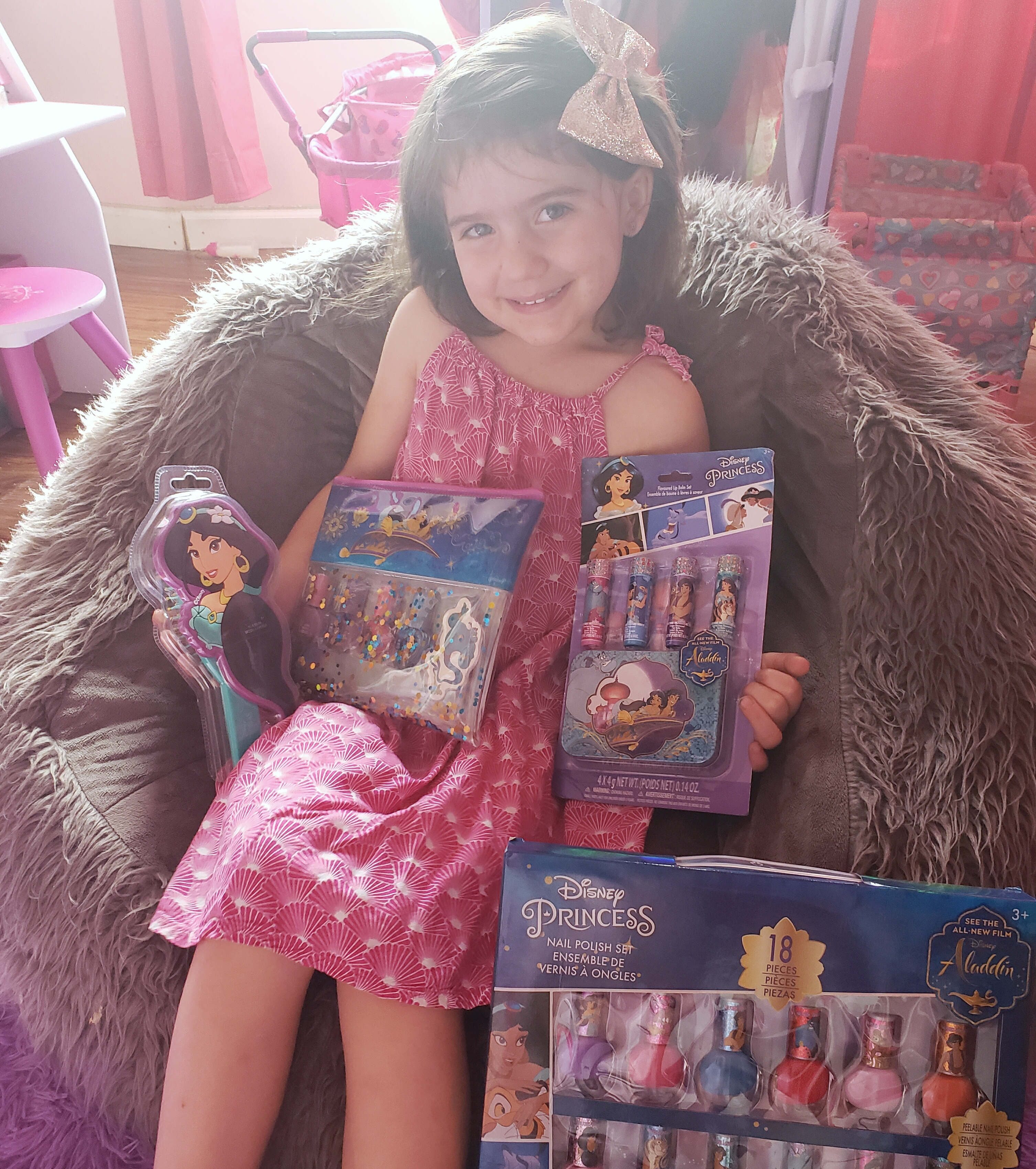 """A Whole New World"""" of Aladdin Themed TownleyGirl Products"""